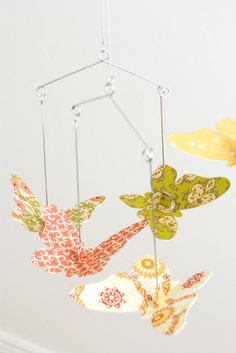 super cute shabby chic mobile