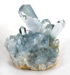 The Sky Blue Celestite Crystal