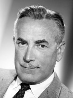 """RAYMOND BAILEY - character actor of many roles.  Always the Gentleman and well dressed.  He was Mr. Drysdale the bank president on """"The Beverly Hillbillies"""" . He died on April 15, 1980 at the age of 75"""