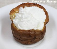 Creative Toppings for Muffin-style German Pancakes!
