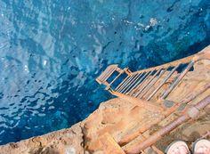 Ocean Ladder, Hawaii