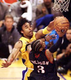 Rick Fox was unafraid to play the role of defender and enforcer. Copyrights may apply. All rights reserved.