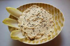 Warm Cauliflower Dip Recipe (paleo, gluten-free and vegan)