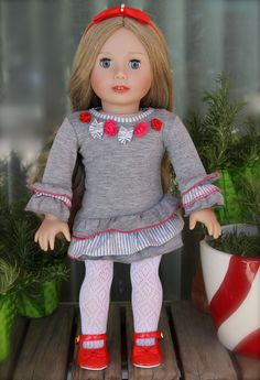 Visit new Christmas Arrivals for American Girl Dolls at www.harmonyclubdolls.com