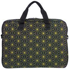 Geometric laptop bag - Paperchase