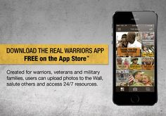 Real Warriors App download on the App Store
