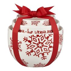 mixing bowls, bowl set, gift, christma bowl, barrels