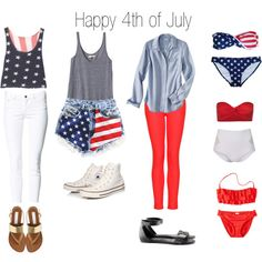 fourth of july wear