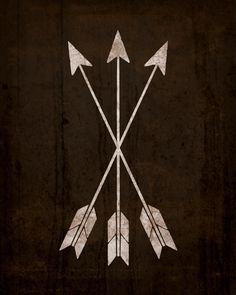 arrows - group tattoo?