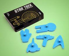Star Trek: Cookie Cutters