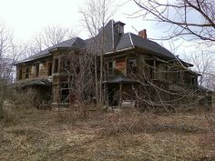 abandoned mansions | Abandoned Mansion | Flickr - Photo Sharing!