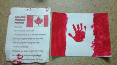 A Quick And Easy Canada Day Craft | Canadian Dad craft diy