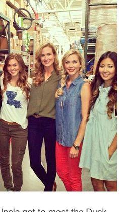 Jessica, Korie, Sadie, & Rebecca