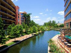The Woodlands Waterway  The Woodlands, Texas