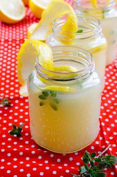 Fresh Homemade Lemonade ~
