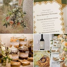 get your Rustic wedding sample collection + a gift certificate!