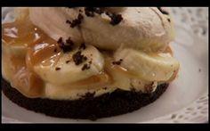 Torta inglesa de banana e doce de leite do Chuck - Receitas - Receitas GNT