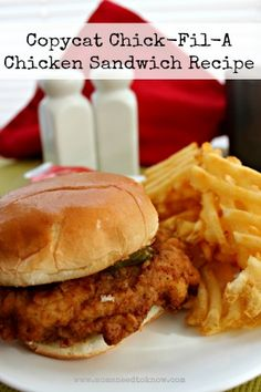 copycat-chick-fil-a-chicken-sandwich recipe