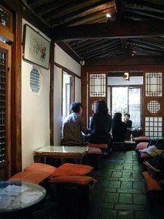 Korean Tea House
