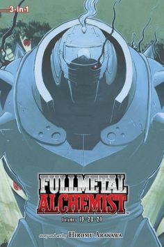 Fullmetal Alchemist Graphic Novel 19-21 Omnibus