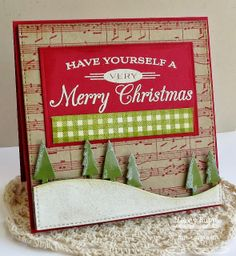 A Paper Melody: MFT's October Teasers Day 5 - Have Yourself a Very Merry Christmas