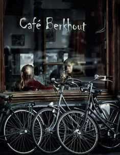 netherland, bike rides, bicycl, coffee cafe, café