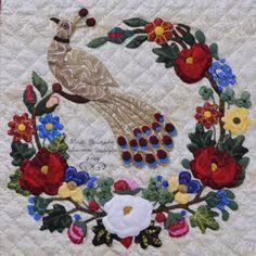 baltimor quilt, crescent wreath, applique quilts, album quilt, quilt blocks, appliqu quilt