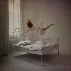 Sweet dreams! bed frames, beds, art, ankazhuravleva, action photography, anka zhuravleva, fashion photography, sweet dreams, photographi