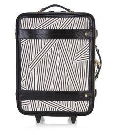 Vacation Essentials: Disturbed Stripe Wheelie