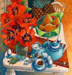 by David Galchutt - The breakfast ritual