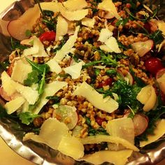 Charlie Bird's Farro Salad