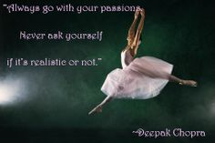 Be passionate! #Inspirational Quote