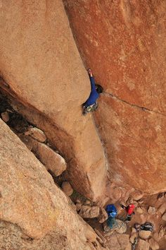 Friday the 13th at Vedauwoo, 10a. Favorit climb that I lead this weekend. Pic from MP.