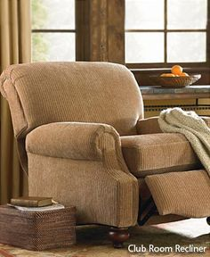 Love recliners that don't look like recliners.