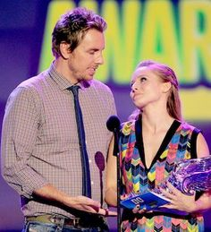 Awwww! Kristen Bell and Dax Shepard are expecting their first child