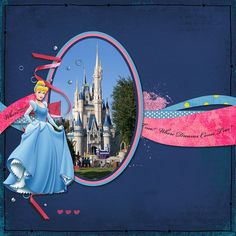 Cinderella's Castle - Page 15 - MouseScrappers.com