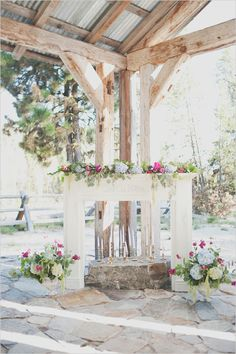 Darling ceremony idea curated by Ira & Lucy. Photography: Ellie Asher #wchappyhour #weddingchicks http://www.weddingchicks.com/2014/09/30/ira-and-lucy/