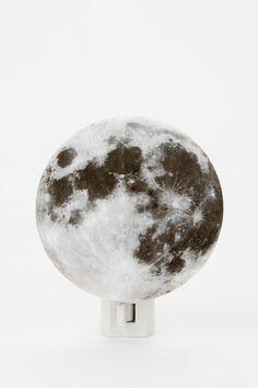 Moon nightlight.