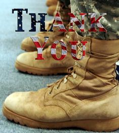 Thank you to all the veterans who protect our freedoms.