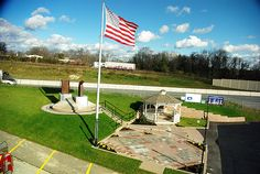 The King of Prussia Volunteer Fire Company has completed construction of a memorial in remembrance of the September 11, 2001 tragedy. #911global #911memorial #pennsylvania