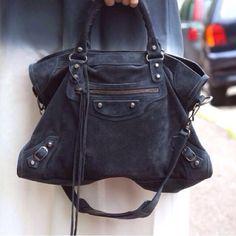 balenciaga velour, handbag, style, pretti purs, fashion addict