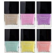 """butter LONDON """"Sweetie Shop"""" collection"""