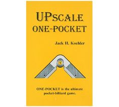 """This book is primarily aimed at pool players who want to move up to one-pocket, """"The Ultimate Pocket Billiard Game."""""""