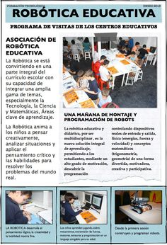 Robótica Educativa y Campamentos Tecnológicos Badajoz