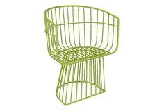 Bistro Chair, Lime Green on OneKingsLane.com