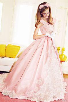 #pink #wedding #dresses #BARBIE