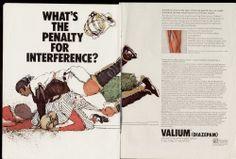 vintage valium adVintage Valium Advertisements