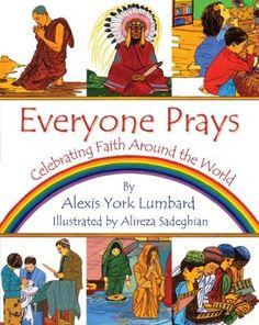 Kristi's Book Nook: Book Giveaway: Everyone Prays Celebrating Faith Around the World