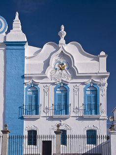 Alentejo Church, Portugal