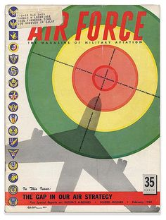 :: Air Force Magazine 1952 February ::